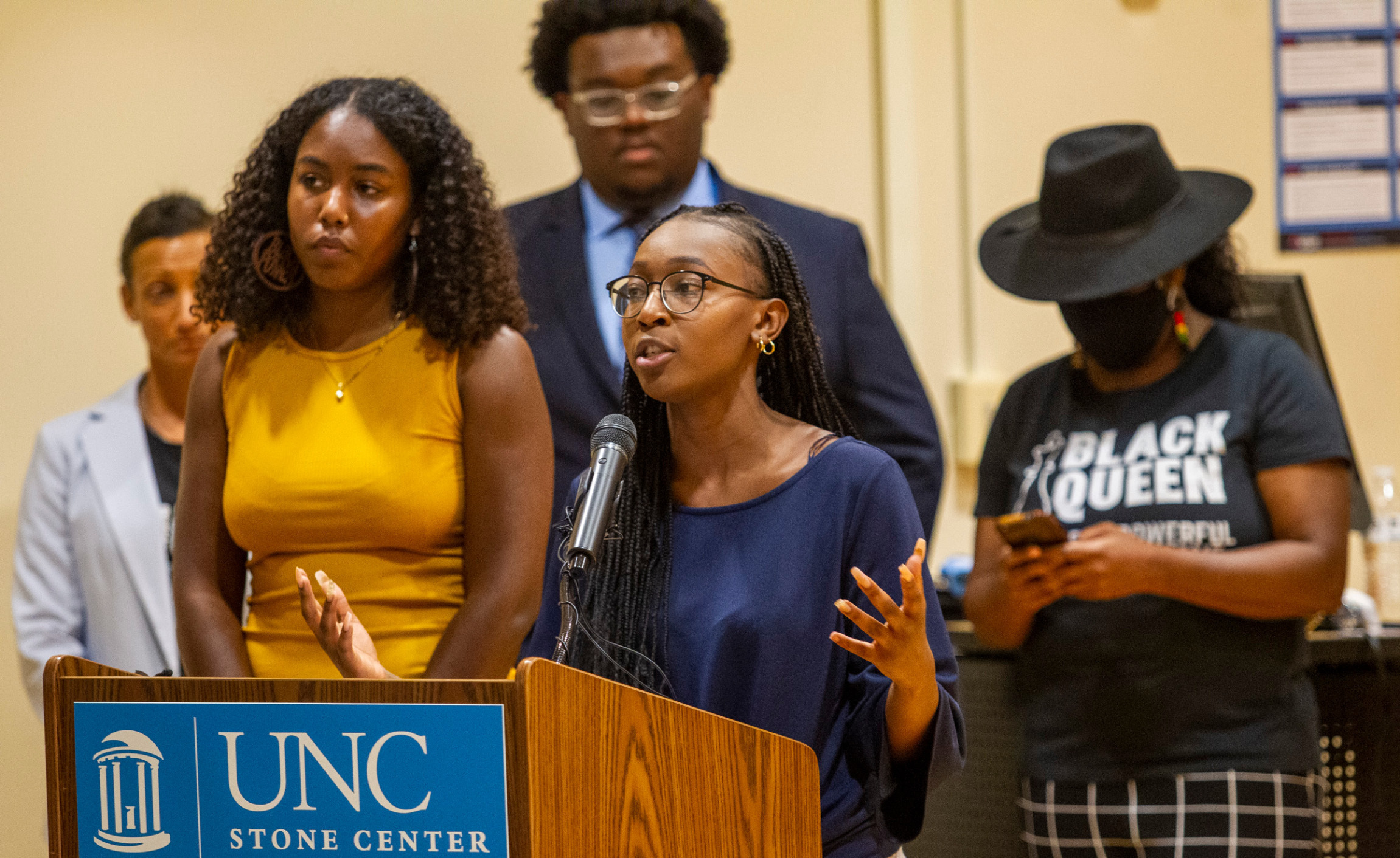 Black Students and Faculty at UNC Say School Needs Self-Examination on Race