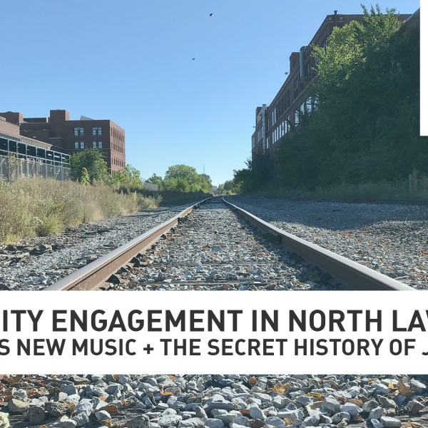 This week we discuss the future of the North Lawndale neighborhood. (Photo credit: Mike Stephen/WGN Radio)