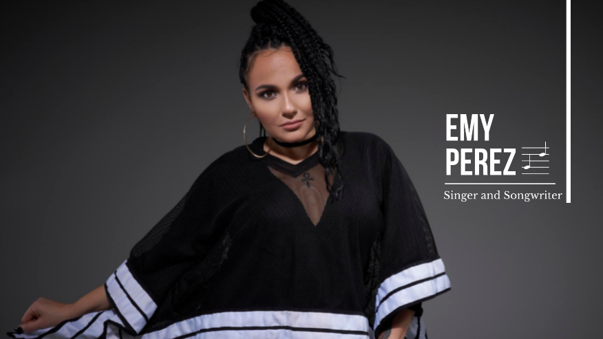 BB Music Group, Singer, Song Writer, Sony Music, Emy Perez, Zoom Zoom, Music,