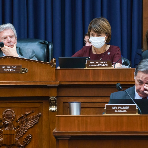 Frank Pallone, Cathy McMorris Rodgers