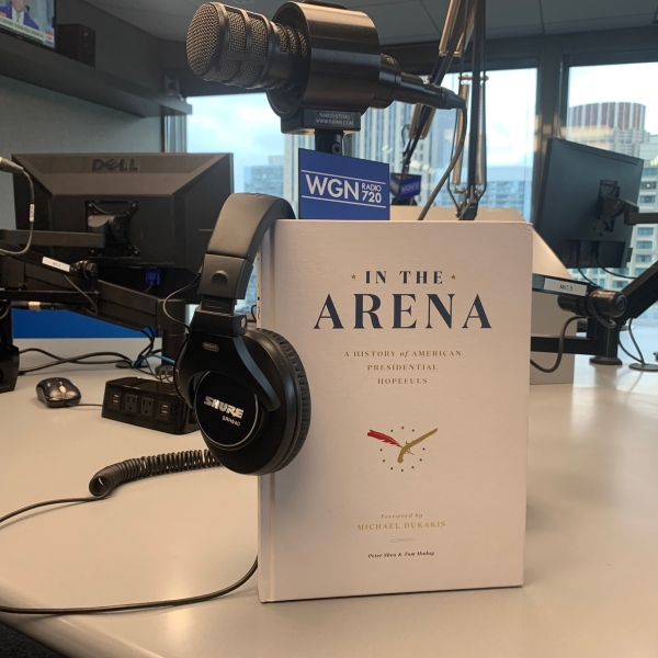 Peter Shea's book In the Arena: A History of American Presidential Hopefuls